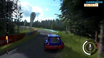 Sébastien Loeb Rally Evo - Rally Finland Himos -pelikuvaa (PS4)