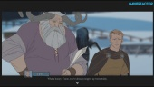 The Banner Saga - Gamereactor Plays