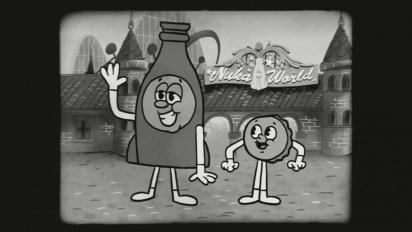 Fallout 4 - Nuka-World - Bottle & Cappy Theme Song -traileri