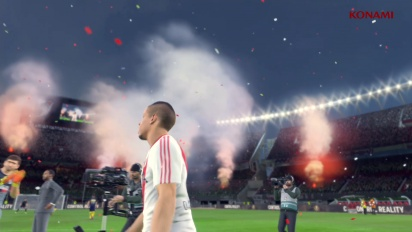 Pro Evolution Soccer 2017 - Argentina Licenses Trailer