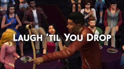The Sims 4 - Xbox One ja PS4 - virallinen traileri