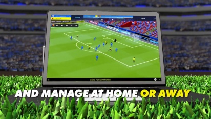 Football Manager Touch 2018 | FMT18 - julkaisutraileri