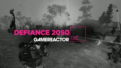 Defiance 2050 - Livestream-uusinta