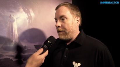 Destiny 2: Forsaken - David 'DeeJ' Dague haastattelussa