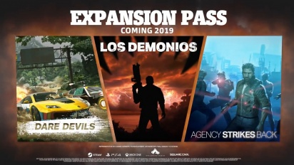 Just Cause 4 - Expansion Pass -pätkä