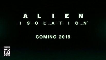Alien: Isolation - Coming to Nintendo Switch in 2019