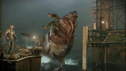 Zombie Army 4: Dead War - Stadia-traileri