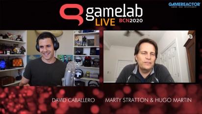 Doom Eternal - Marty Stratton & Hugo Martin Gamelab haastattelussa