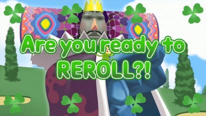 Katamari Damacy Reroll - Launch Date Traileri