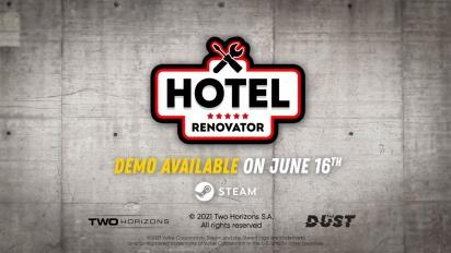 Hotel Renovator - traileri