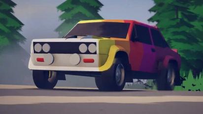 Art of Rally - Xbox One & Nintendo Switch -julkaisutraileri