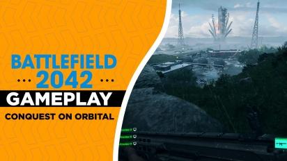 Battlefield 2042 - Conquest Gameplay
