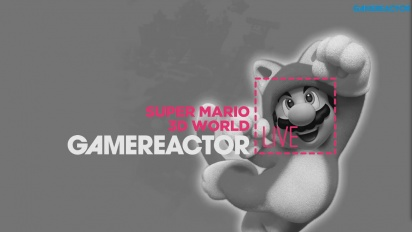 Super Mario 3D World -livestream