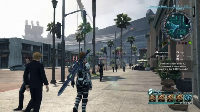 Xenoblade Chronicles X - Survival Guide Episode 1: NLA and BLADE