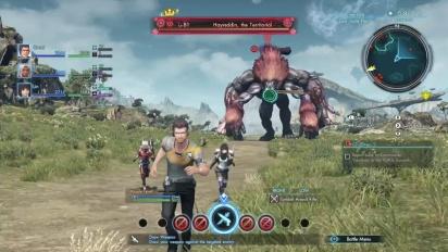 Xenoblade Chronicles X - Survival Guide Episode 2: Battle Screen