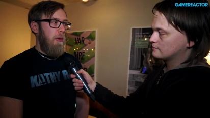 Kathy Rain - Joel Staaf Hästö -videohaastattelu