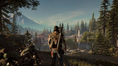 Days Gone E3 2016 -pelikuvatraileri