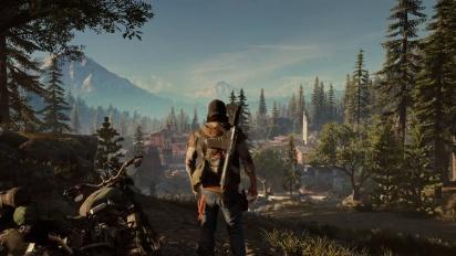 Days Gone E3 2016 -pelikuvatraileri