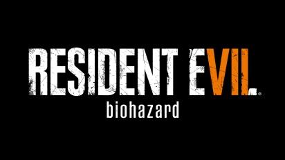 Resident Evil 7 - E3 2016 julkistustraileri