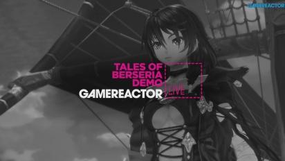 GR Liven uusinta: Tales of Berserian demo