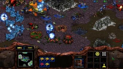 Starcraft: Remastered - paljastustraileri
