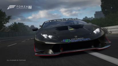 Forza Motorsport 7 - 4K-julkaisutraileri