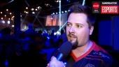 Rainbow Six Pro League Season 3 finals - Willkey haastattelussa