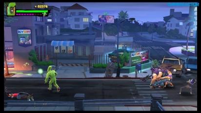 Shaq Fu: A Legend Reborn - Nintendo Switch -pelikuvaa