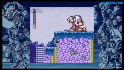 Mega Man Legacy Collection 2 - Mega Man VII -pelikuvaa Switchiltä