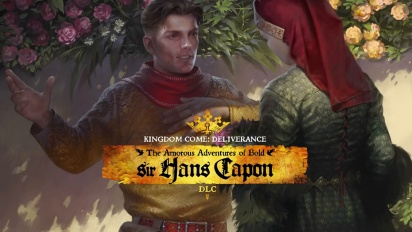 Kingdom Come: Deliverance - Amorous Adventures -traileri