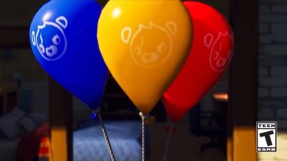 Fortnite - New Item: Balloons -traileri