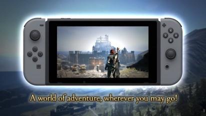 Dragon's Dogma: Dark Arisen - Nintendo Switch -julkistustraileri