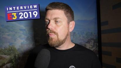 Planet Zoo - Piers Jackson haastattelussa