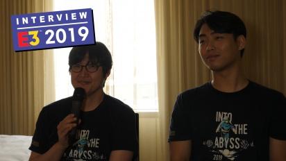 Black Desert Online - Kwangsam Kim ja Yongmin Jo haastattelussa