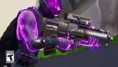 Fortnite - Proximity Grenade Launcher -traileri