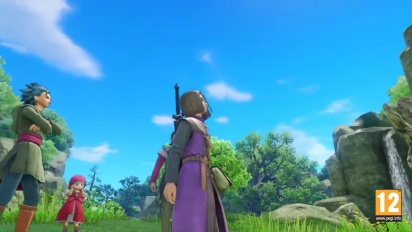 Dragon Quest XI S: Echoes of an Elusive Age - World of Erdrea -traileri