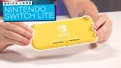 Nopea katsaus - Nintendo Switch Lite