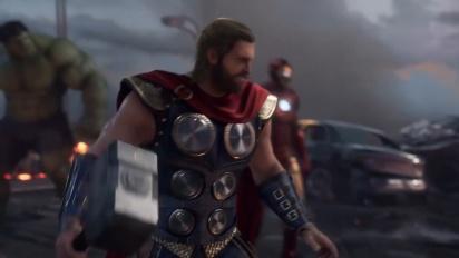 Marvel's Avengers - Pre-order Traileri