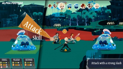 Cris Tales - Gameplay Spotlight