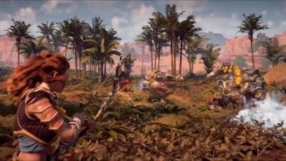 Horizon: Zero Dawn - PC Features Traileri