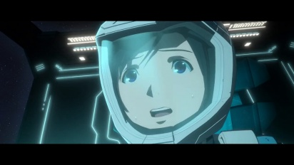 Knights of Sidonia: The Star Where Love is Spun - Trailer