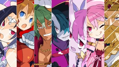 Disgaea 6: Defiance of Destiny - Features-traileri