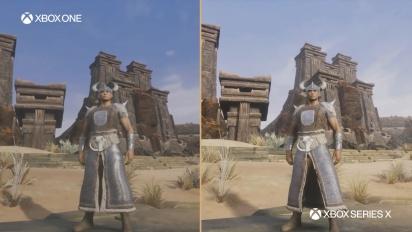 Conan Exiles - Xbox Series Optimization -traileri