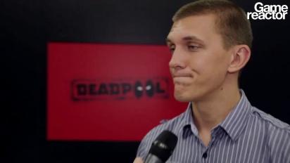 GC 12: Deadpool -haastattelu