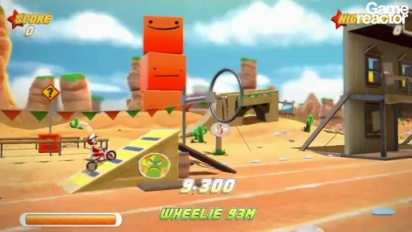 Joe Danger - Debut Trailer