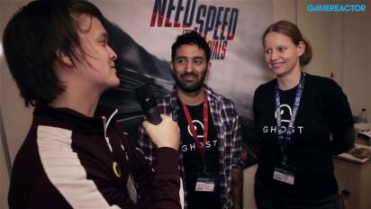 Need for Speed: Rivals -julkaisuhaastattelu