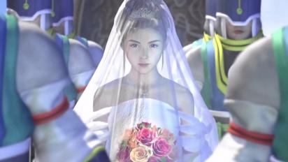 l Fantasy X/X-2 HD Remaster  - Valentine's Day Trailer