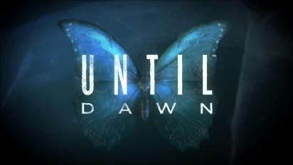 Until Dawn -  E3 2015 virallinen traileri