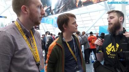 E3 2015 - Videoblogi 3. messupäivältä