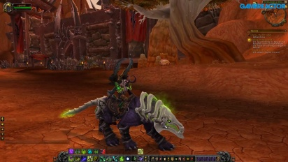 World of Warcraft: Legion - Demon Hunter -pelikuvaa